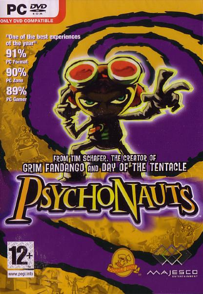 Psychonauts (CD)