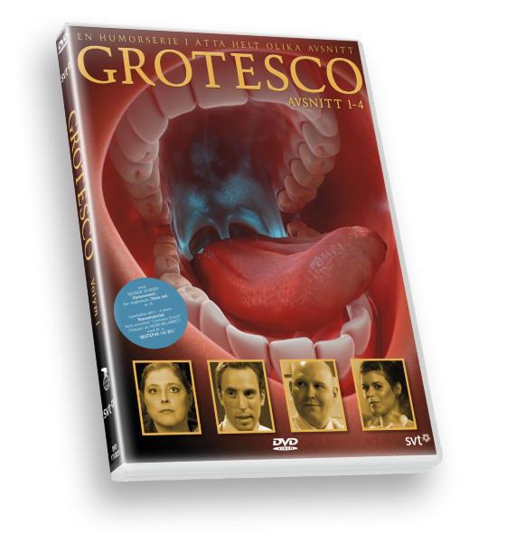 Grotesco - Vol. 01