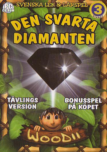 Woodii - Den Svarta Diamanten