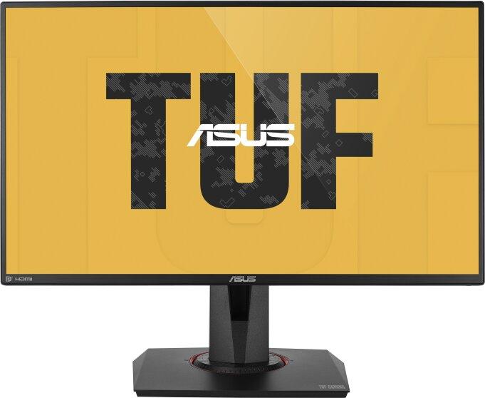 """Asus TUF VG27BQ  / 27"""" / 1440p / 155hz / 0.4 ms / HDMIx2,DP / G-Sync / VESA / HDR"""