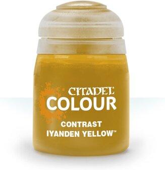 Contrast: Iyanden Yellow (18 ml)