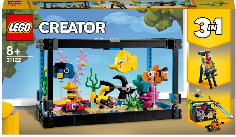 LEGO Creator Akvarium 31122