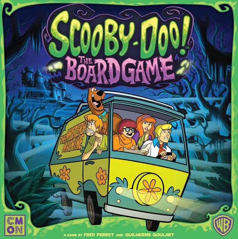 Scooby-Doo: The Board Game (Eng)